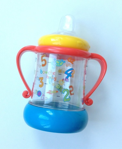 Bouche Baby Take N' Shake Feeding Bottle Review + Giveaway & Coupon Code
