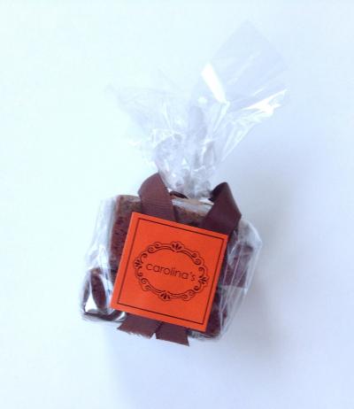 Artisan Brownies from Carolina's Box of Goodness (Ottawa, ON)