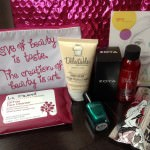 ipsy Glam Bag Review – October 2013