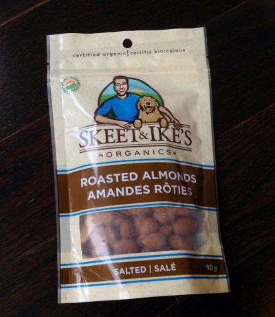 Skeet & Ikes Roasted Almonds - Salted