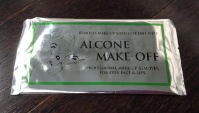 Alcone Make-Off Makeup Remover Wipe