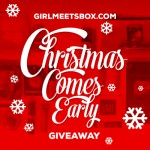 Girl Meets Box Christmas Comes Early Giveaway!