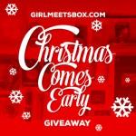 Girl Meets Box Christmas Comes Early Giveaway!