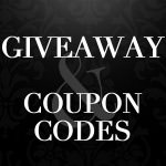 Giveaway & Coupon Codes