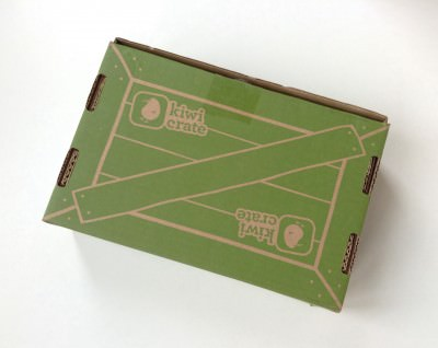 Kiwi Crate Review - December 2013
