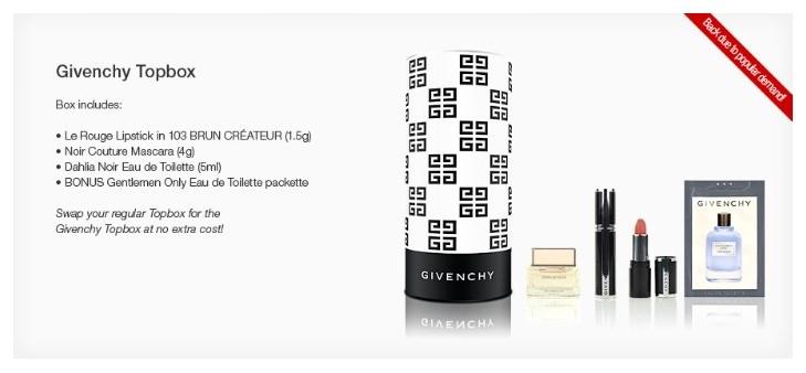 Givenchy Topbox