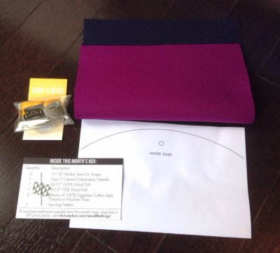 Whimseybox Review - October 2013