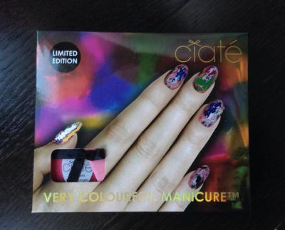 Ciaté - Very Colourfoil Manicure