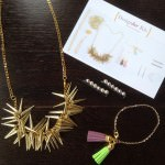 Designher Kit Review – November 2013 – Jewelry and Accessory Subscription Box