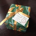 LUSH Cosmetics Christmas Gift – Home for Christmas