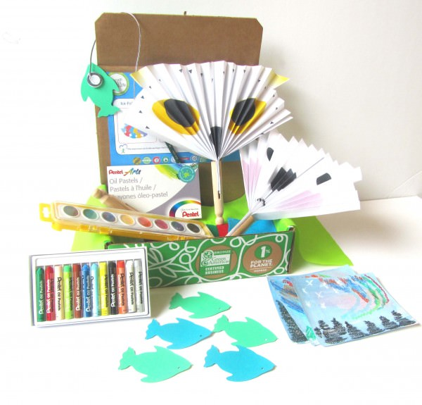 Green Kid Crafts Review + Coupon Code - December 2013