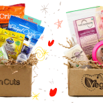 Vegan Cuts Cyber Monday Snack Box & Beauty Box Sale!