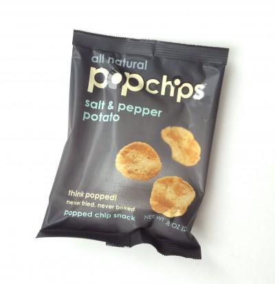 Popchips All Natural Chips (Salt & Pepper)