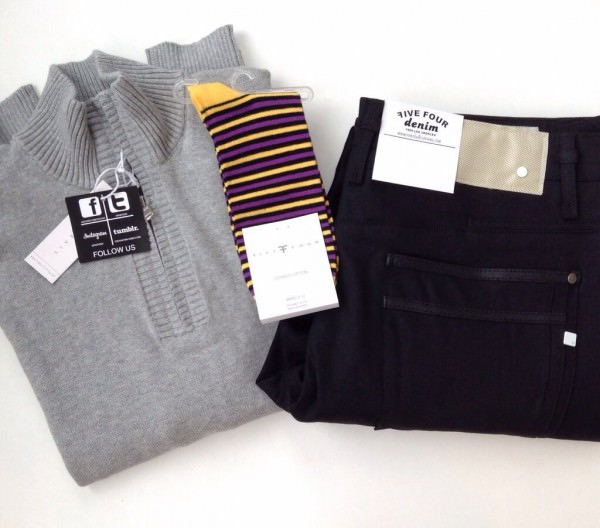 Five Four Club Review - Men's Clothing Subscription - December 2013