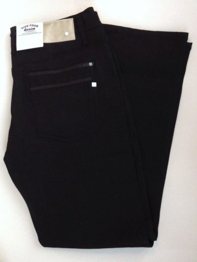 Black Dres Vick Relaxed Jeans