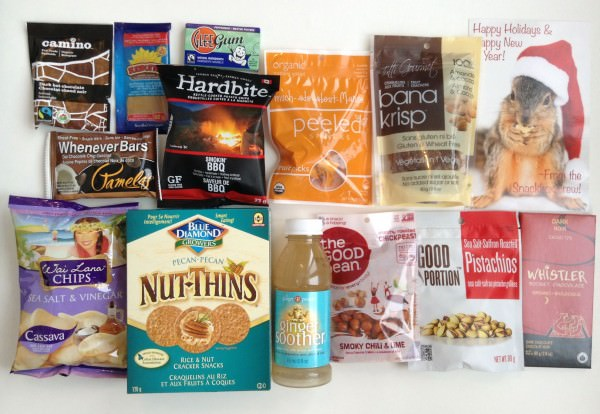 Snackbox Review + Coupon Code - December 2013