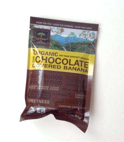 Kotali Organics Chocolate Covered Banana