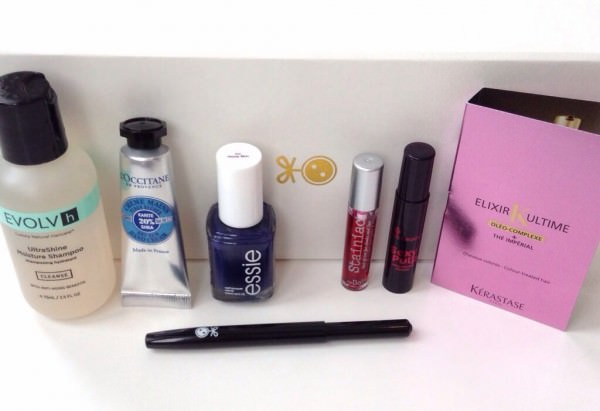 Luxe Box Review - Winter 2013