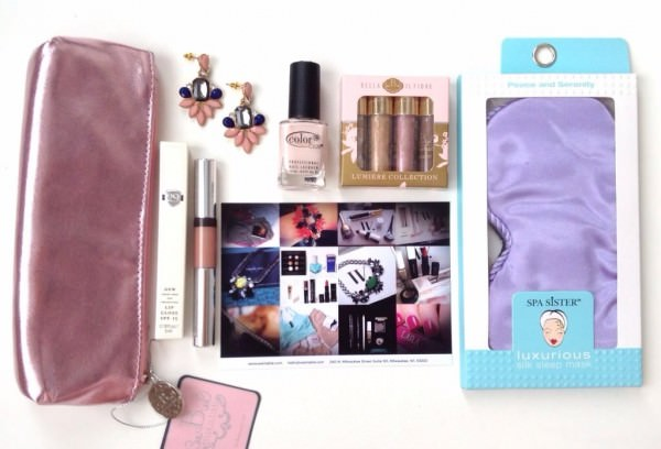 Wantable Romantic Rendezvous Hoilday Box Review - December 2013