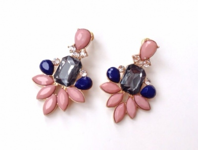 Rose Romance Earrings