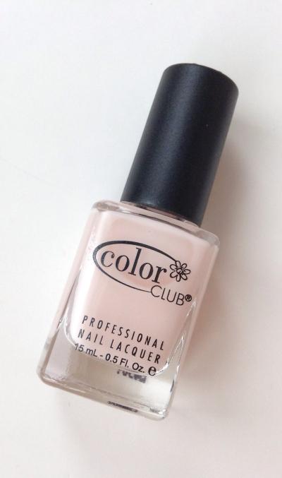 Color Club Nail Polish (Pret-A-Pink)