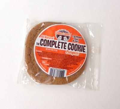 Lenny & Larry's Complete Cookie (Pumpkin)