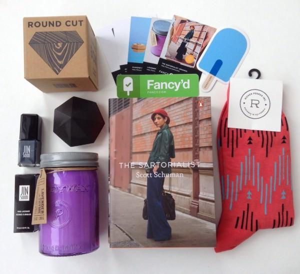 Coco Rocha Fancy Box Review - November 2013