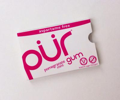 Pur Gum (Pomegranate Mint)