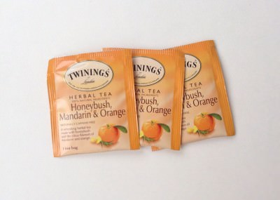 Twinings Herbal Tea (Honeybush, Mandarin & Orange)
