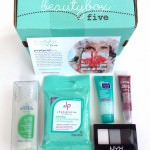 Beauty Box 5 Review – December 2013