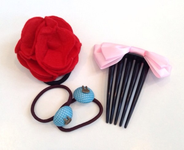 Treasure Pack Review - Hair Accessories