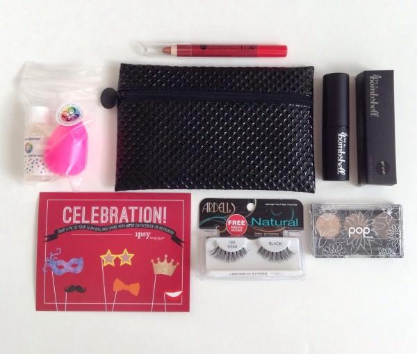 ipsy Glam Bag Review - December 2013