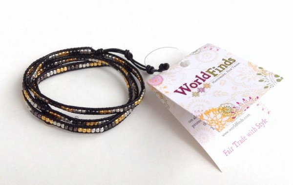 World Finds Wrap Bracelet