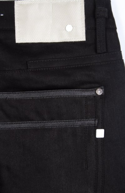 Dres Vick Relaxed Jeans - Back Pocket Detail