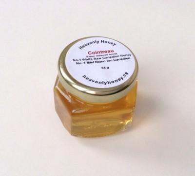 Heavenly Honey - Cointreau Liqueur Flavoured Honey (Blackburn Hamlet, ON)