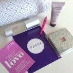 Topbox Review – Beauty Subscription Box – January 2014