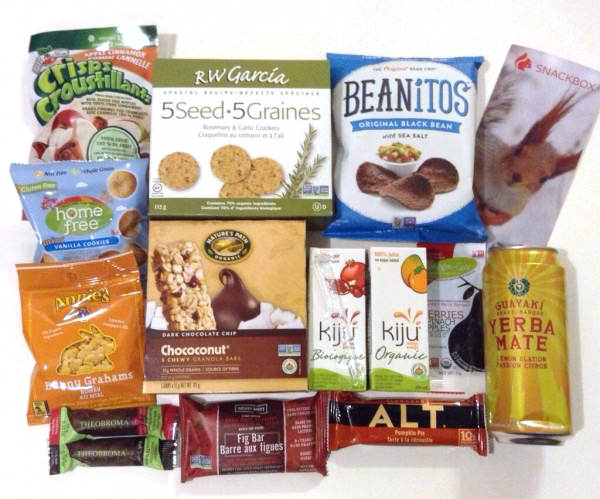 Snackbox Review + Coupon Code – January 2014