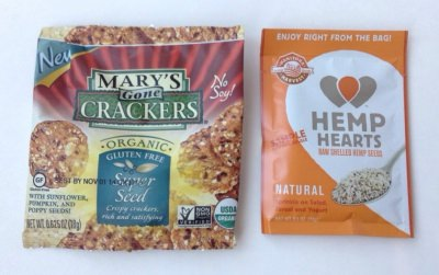 Vegan Cuts Snack Box Review – January 2014