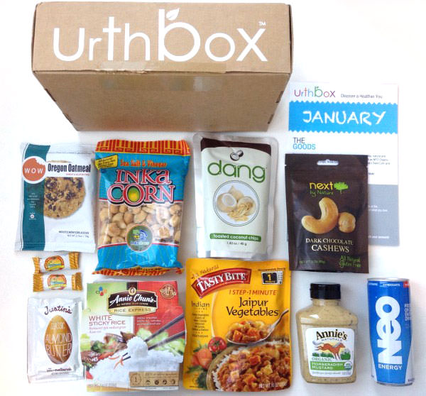 UrthBox Review – January 2014