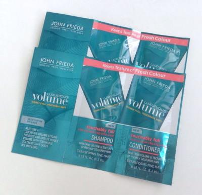 Beauty Box 5 Review – John Frieda Luxurious Volume Shampoo & Conditioner