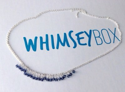 Whimseybox Review + Coupon Code  – January 2014
