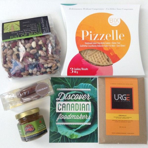 The Tasting Box by Foodie Pages Review – February 2014