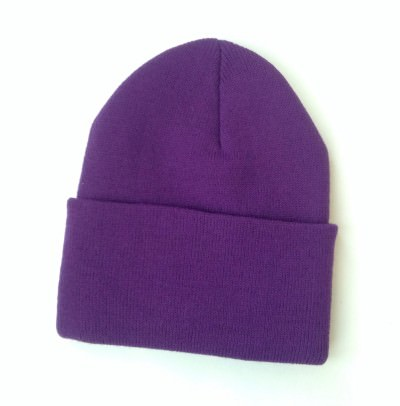 Unisex Cuffed Beanie by American Apparel