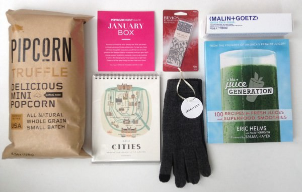PopSugar Must Have Review – January 2014