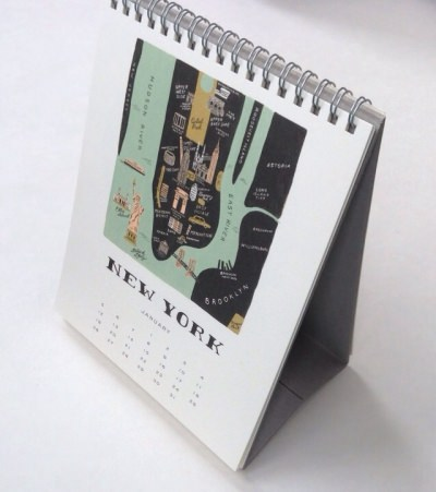 PopSugar Must Have Review – Desk Calendar