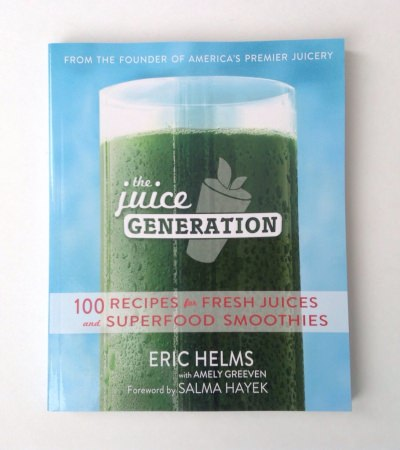 PopSugar Must Have Review – The Juice Generation Book