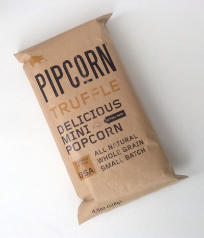 PopSugar Must Have Review – PipSnacks White Truffle Pipcorn
