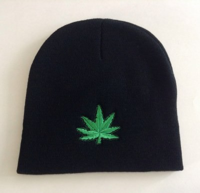 420 Goody Box Review - Beanie Hat