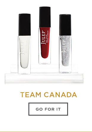 Julep Cupid Mystery Box & Olympic Sets - Team Canada