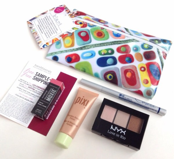 ipsy Glam Bag Review – March 2014